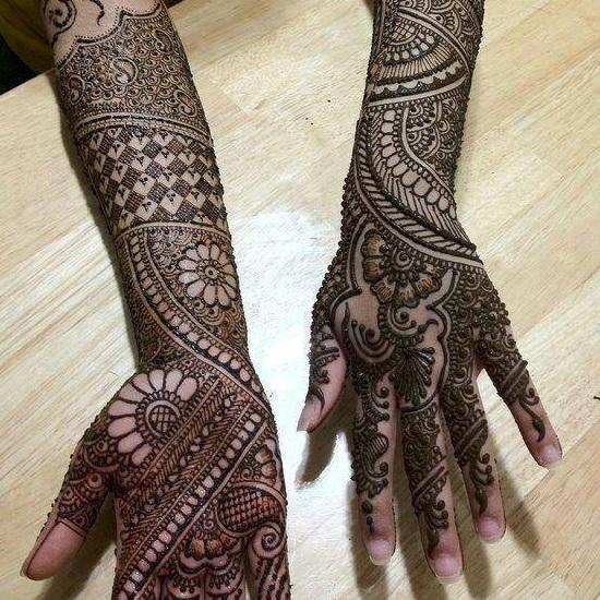 Eid Mehendi Design