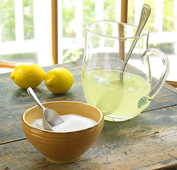Lemon Sugar Juice