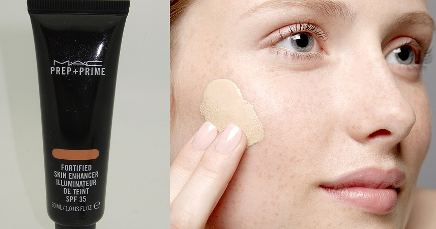 Apply Primer As A Base For Makeup
