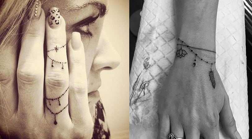 Jewellery Tattoo