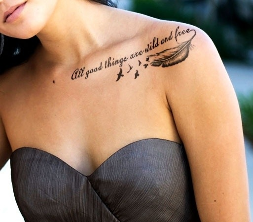 Meaningful Tattoo Quotes