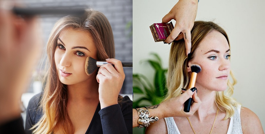 Use Of Bronzer In Makeup