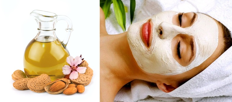 Almond Oil Face Pack