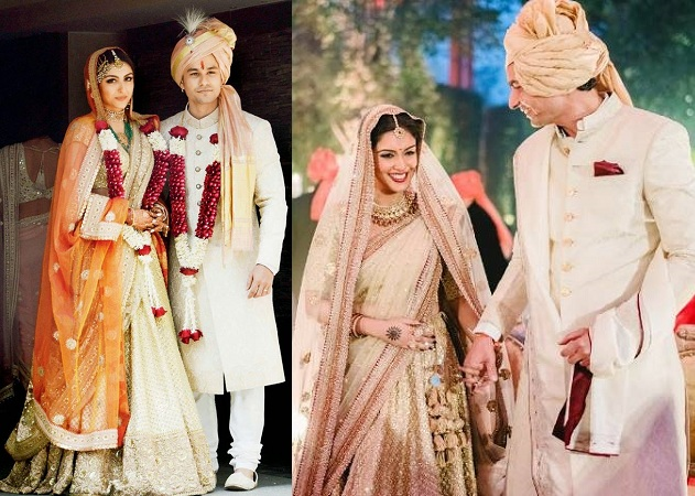 Bollywood Beauties In Offbeat Lehenga