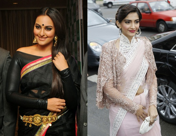 Bollywood Divas In Statement Sleeves