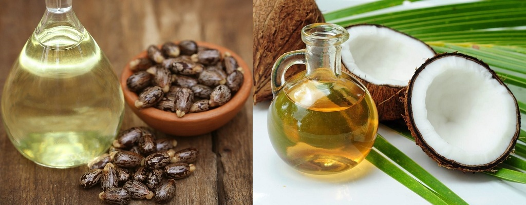 Castor Oil Coconut Oil For Black Hair