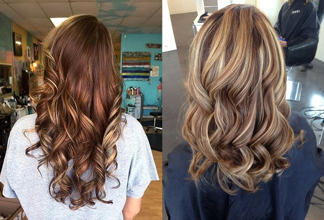 Chocolate Blonde Hair Color
