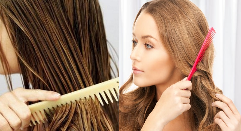 Comb Your Hair Properly