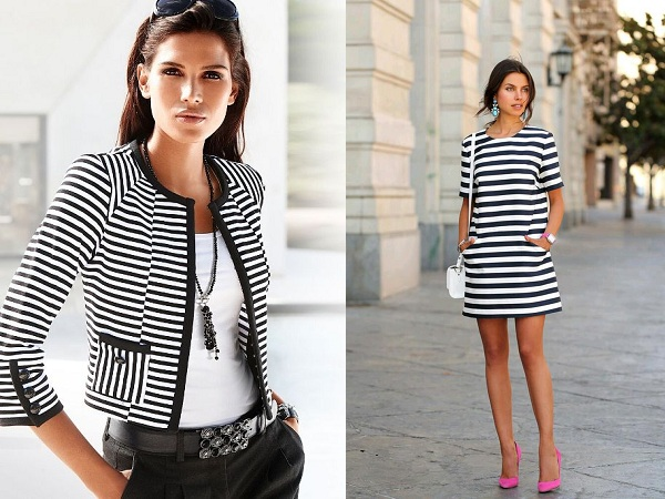 Complete Stripe Outfit
