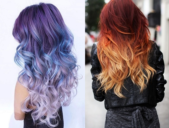 Cool Cast Hair Color