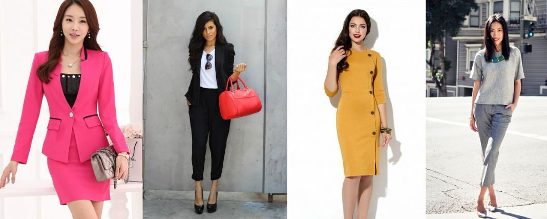 Dressing Style For Working Women