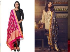 Dupatta In Latest Trend