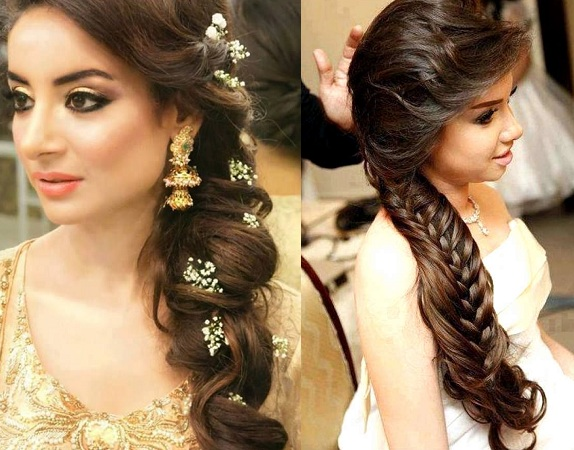Get The Simple Loose Braid For D Day