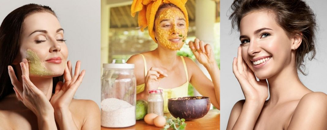 Homemade Skin Whitening Face Packs For Fair Skin