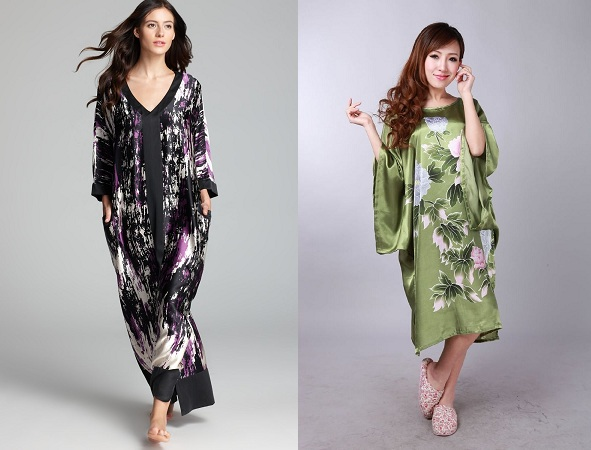 Kaftans As Nightwear