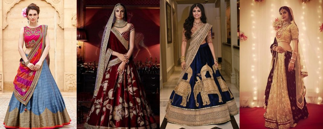 Offbeat Lehenga Styles To Wear On Wedding