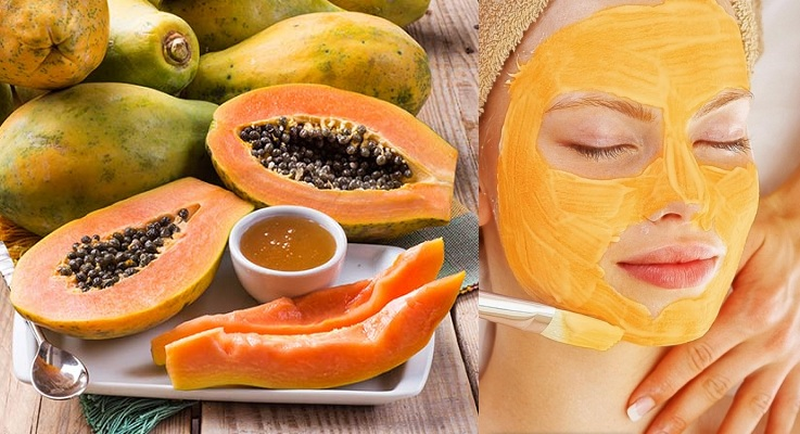 Papaya Face Pack
