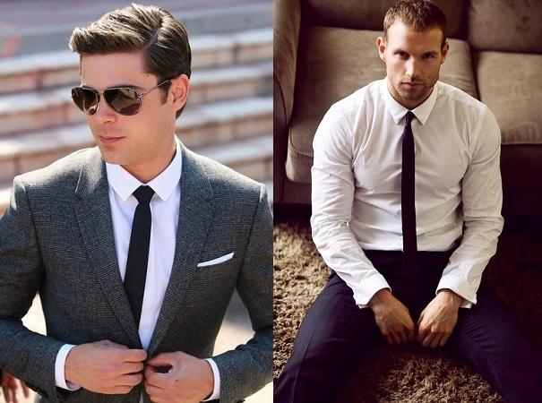Thin Ties For Men