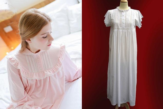 Victorian Style Nightdress