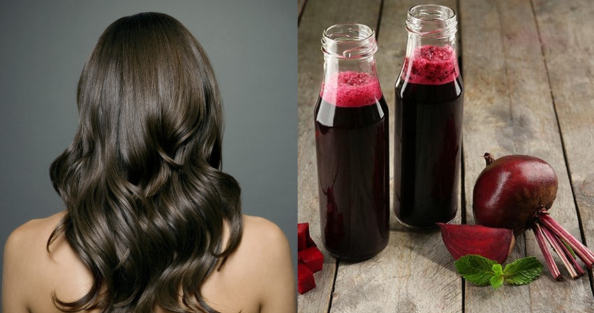 Apply Beetroot To Get Healthy Hair