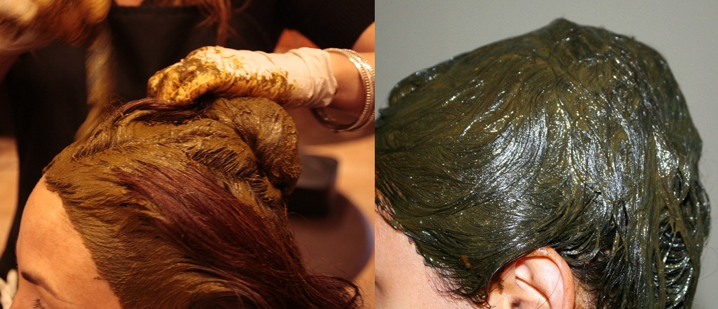 Apply Mehendi To Condition Your Hair