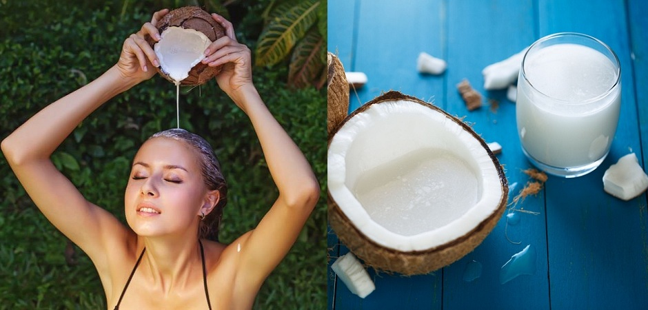 Coconut Milk Benefits For Hair