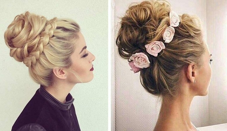 Crowned Knot Hairstyle