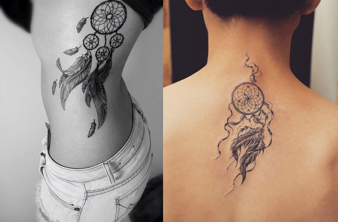 Dream Catchers Tattoo