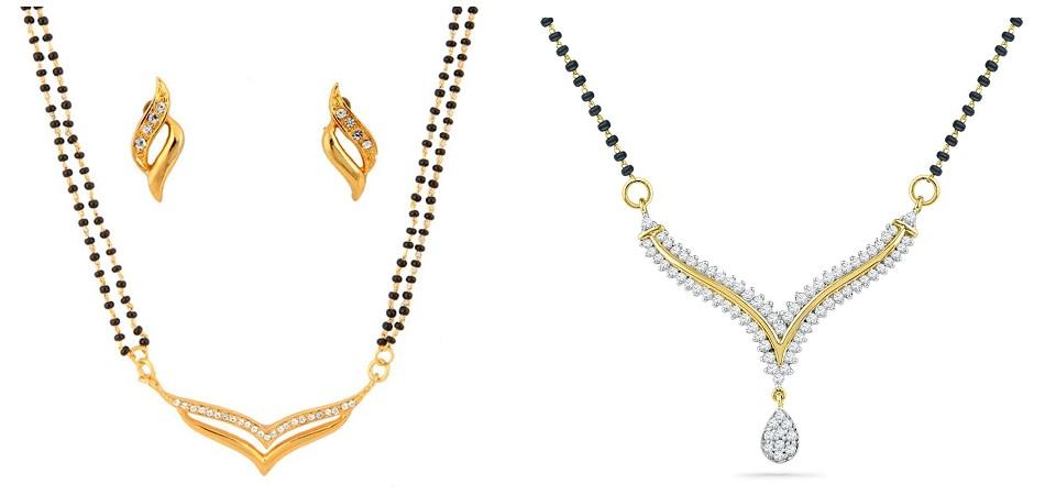 Stunning Mangalsutra Designs For Women Fashionbuzzer Com