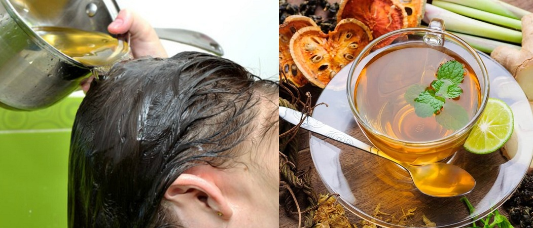 Green Tea Reduce Hair Loss
