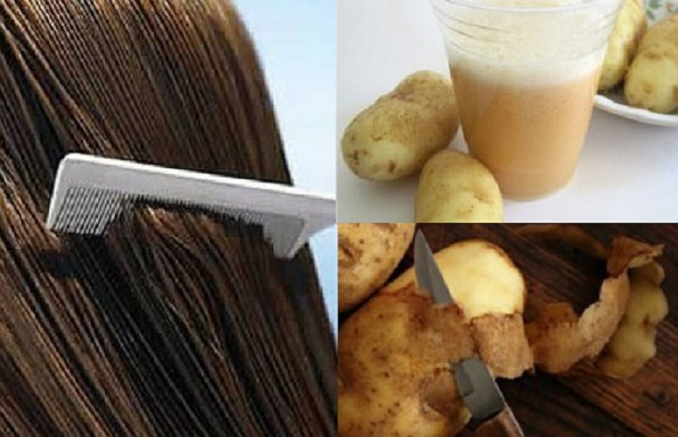 Hair Care With Potatoes