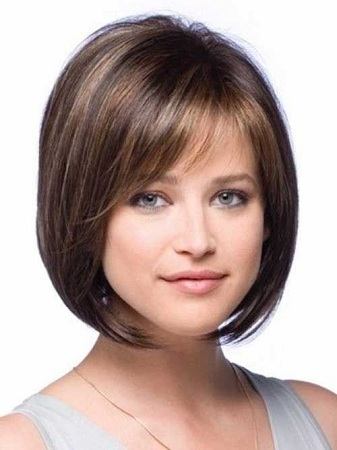 Haircut For Thin Face