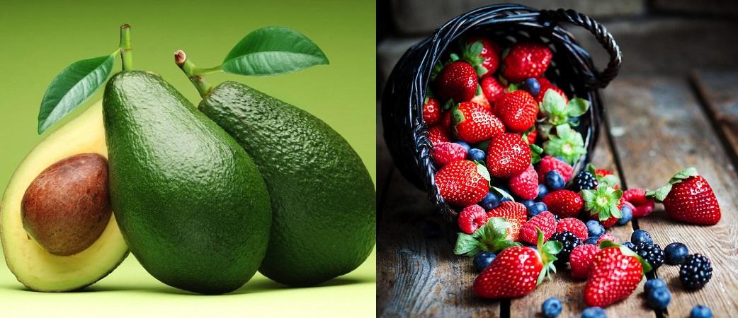 Keto Diet Fruit