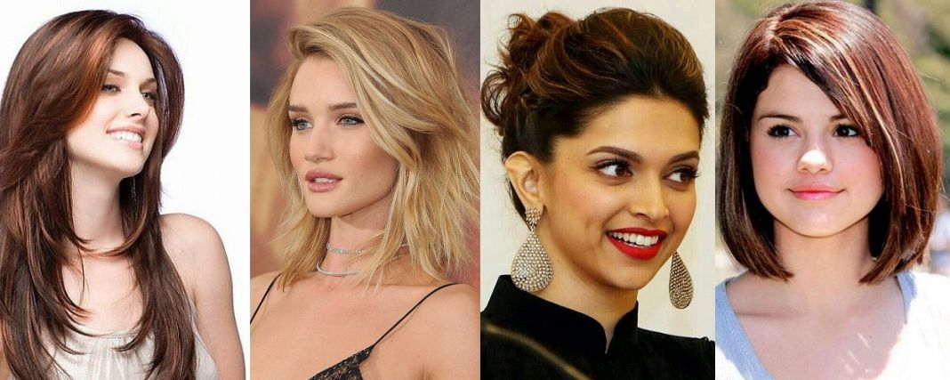 Modern Hairstyles According To Face Shape