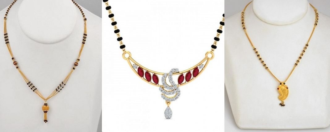 Stunning Mangalsutra Designs For Women