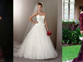 Trendy Designer Bridal Gowns
