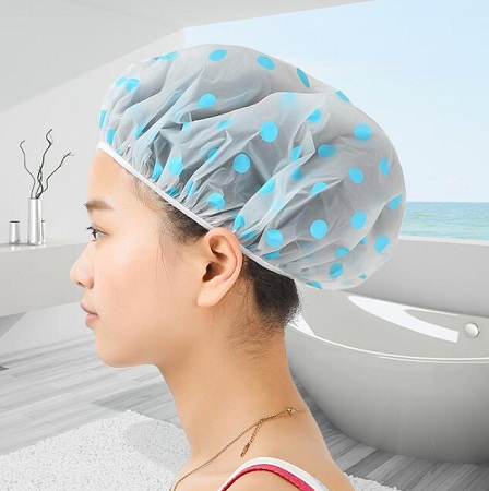 Use Shower Cap After Applying Egg White