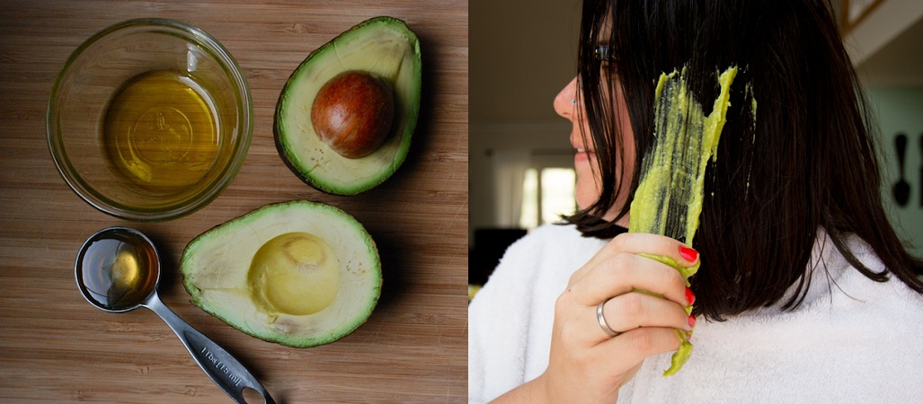 Avocado Hair Spa