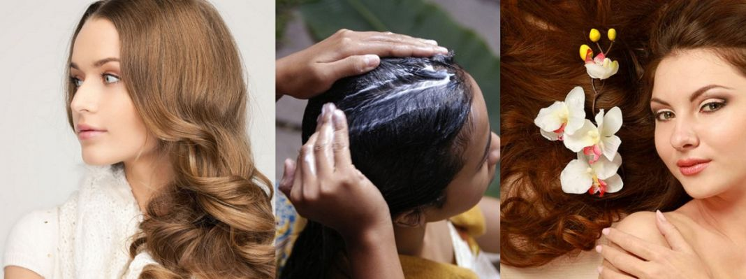 Homemade Hair Spa Treatments