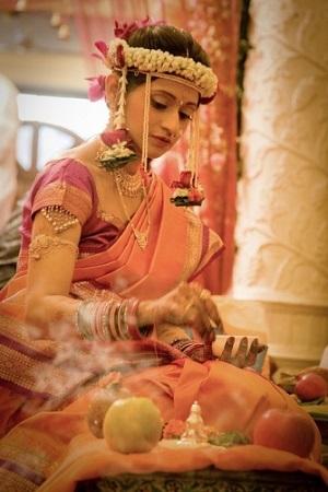 Maharashtrian Bridal
