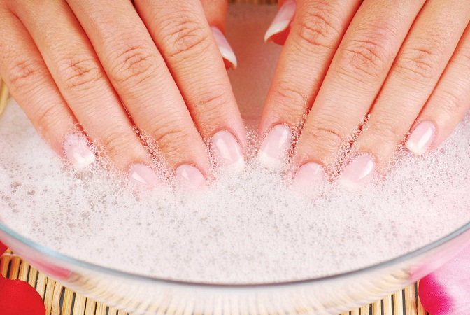 Soften the Cuticles