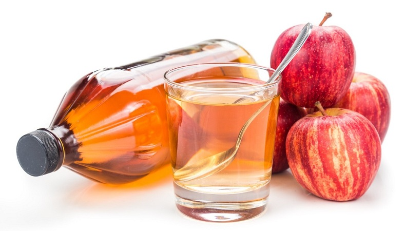Apple Cedar Vinegar For Acne