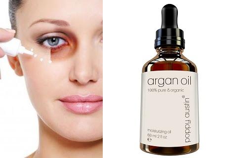 Argan Oil For Dark Circle