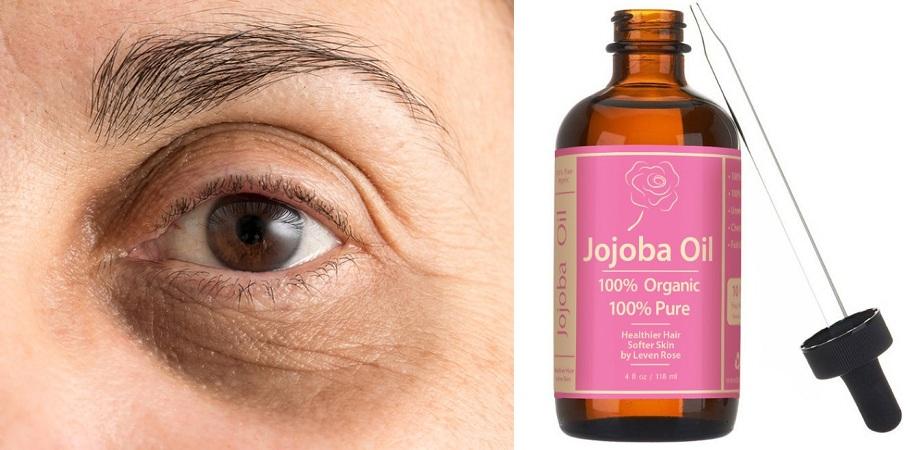 Jojoba Oil For Dark Circles