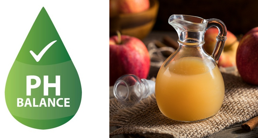 Apple Cedar Vinegar For Balancing pH value