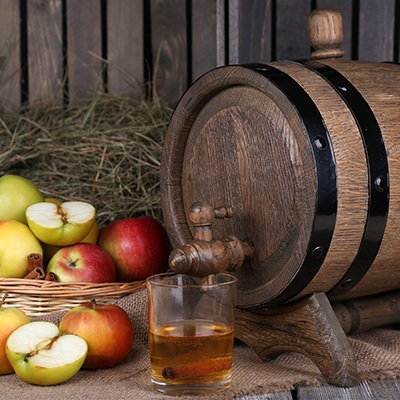Apple Juice Fermentation