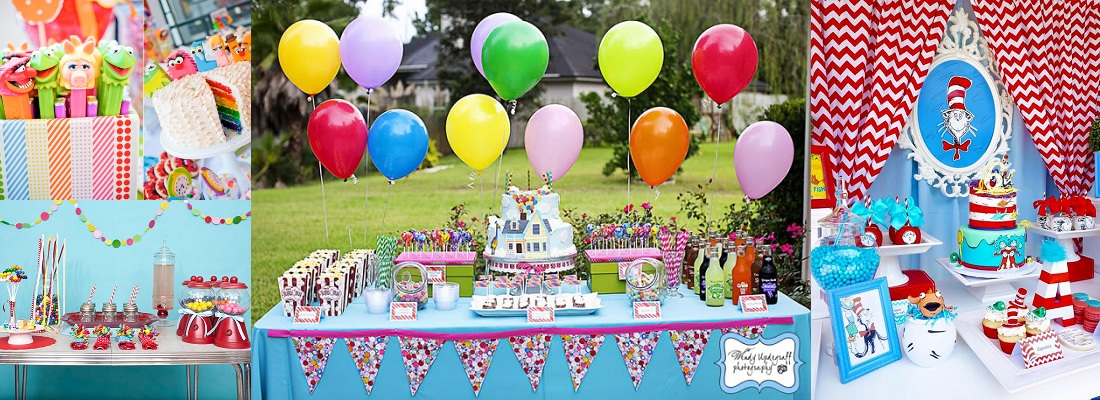 Brithday Party Theme For Kids