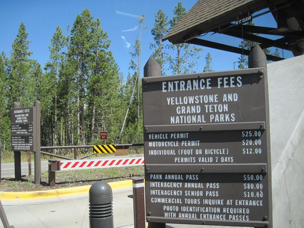 Parks and Fees