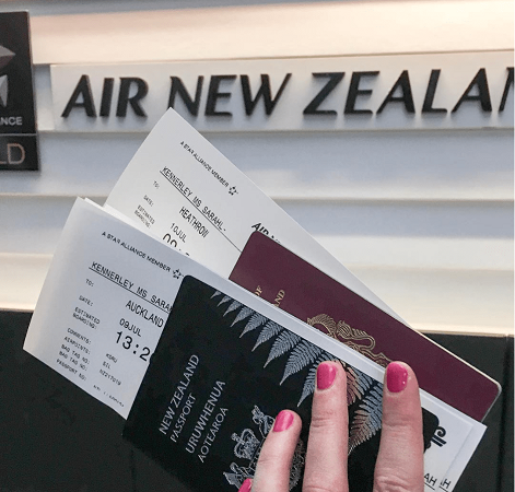 Visa and Travel