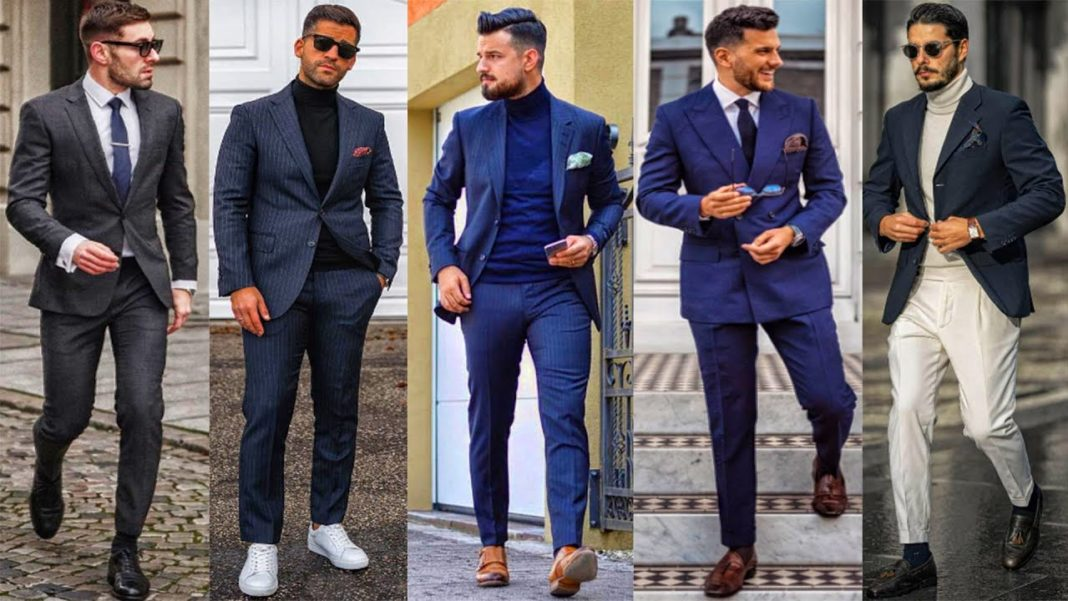 A guide to Styling Different Men Shoes with a Suit